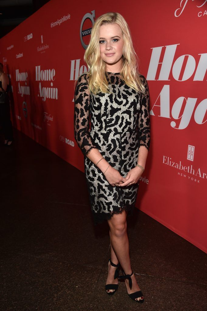 """Ava Phillippe attends the premiere of Open Road Films' """"Home Again"""" at the Directors Guild of America on August 29, 2017 in Los Angeles, California.  (Photo by Alberto E. Rodriguez/Getty Images)"""