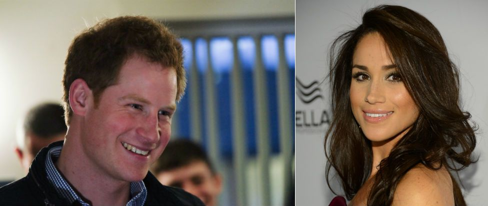 Meghan Markle did an interview and Prince Harry came up in conversation