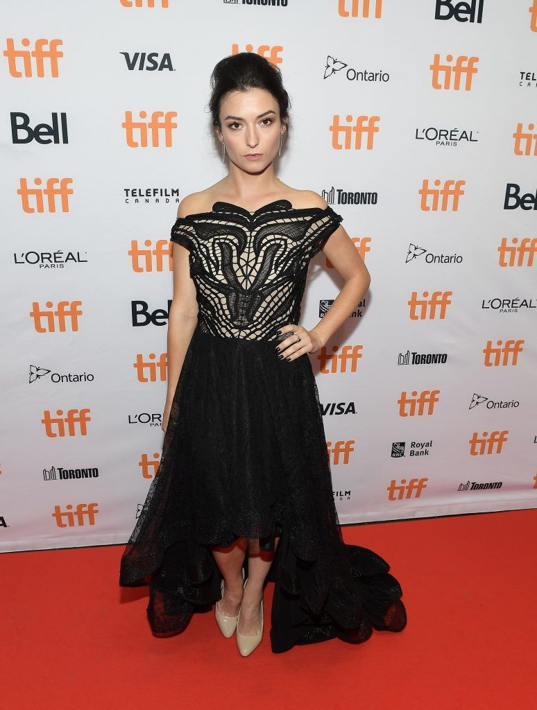 Natasha Negovanlis attends the TIFF Soiree during the 2017 Toronto International Film Festival at TIFF Bell Lightbox on September 6, 2017 in Toronto, Canada.  (Photo by Matt Winkelmeyer/Getty Images)