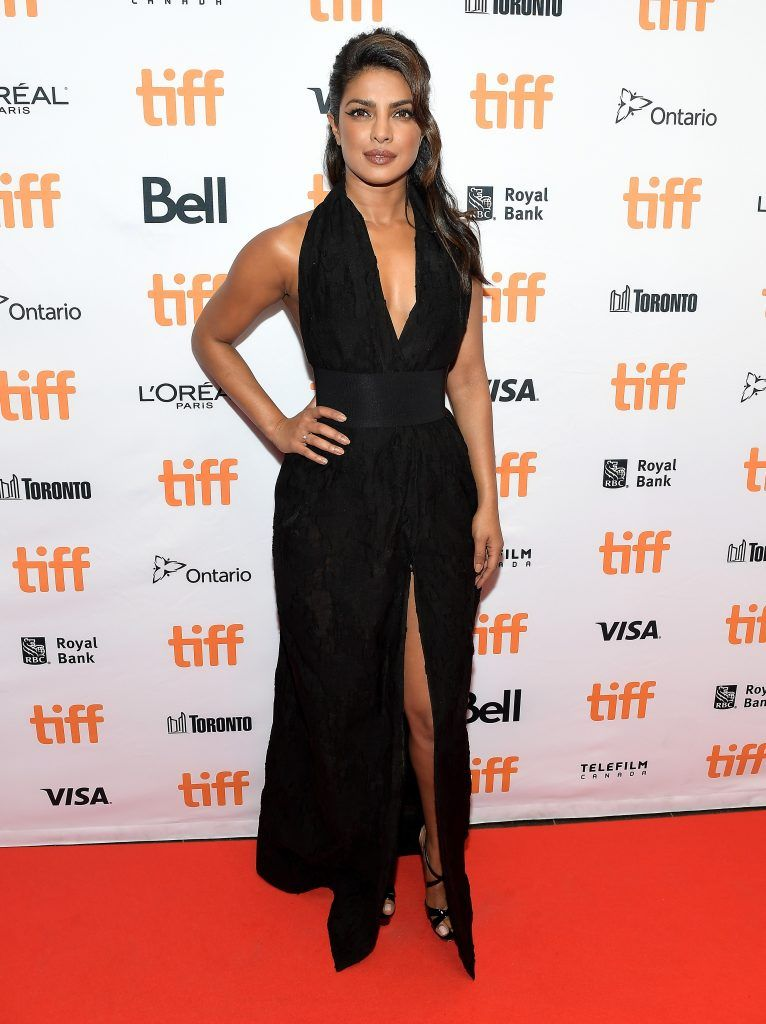 Priyanka Chopra attends the TIFF Soiree during the 2017 Toronto International Film Festival at TIFF Bell Lightbox on September 6, 2017 in Toronto, Canada.  (Photo by Matt Winkelmeyer/Getty Images)