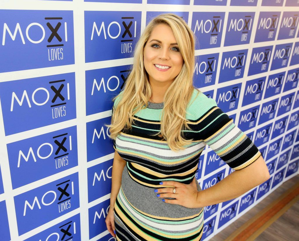 Irish beauty entrepreneur Pamela Laird (pictured) launched the latest innovation from her brand Moxi Loves. The brand-new addition to the cult range, Tan Aid. PHOTO: Mark Stedman