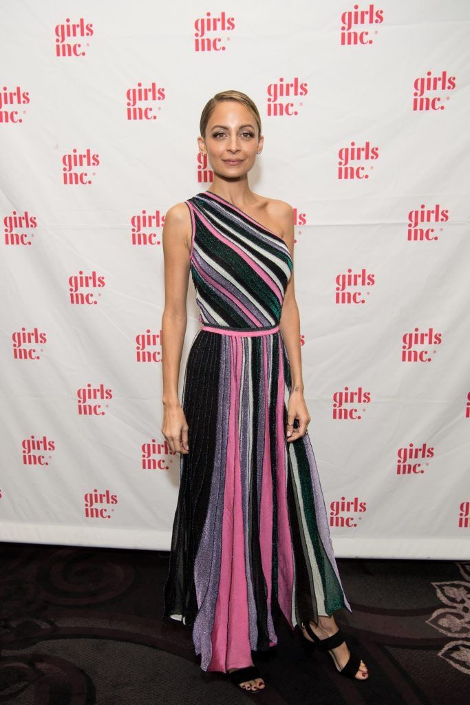 Nicole Richie attends the 2017 Girls Inc annual luncheon at The Beverly Hilton Hotel on November 15, 2017 in Beverly Hills, California.  (Photo by Emma McIntyre/Getty Images)