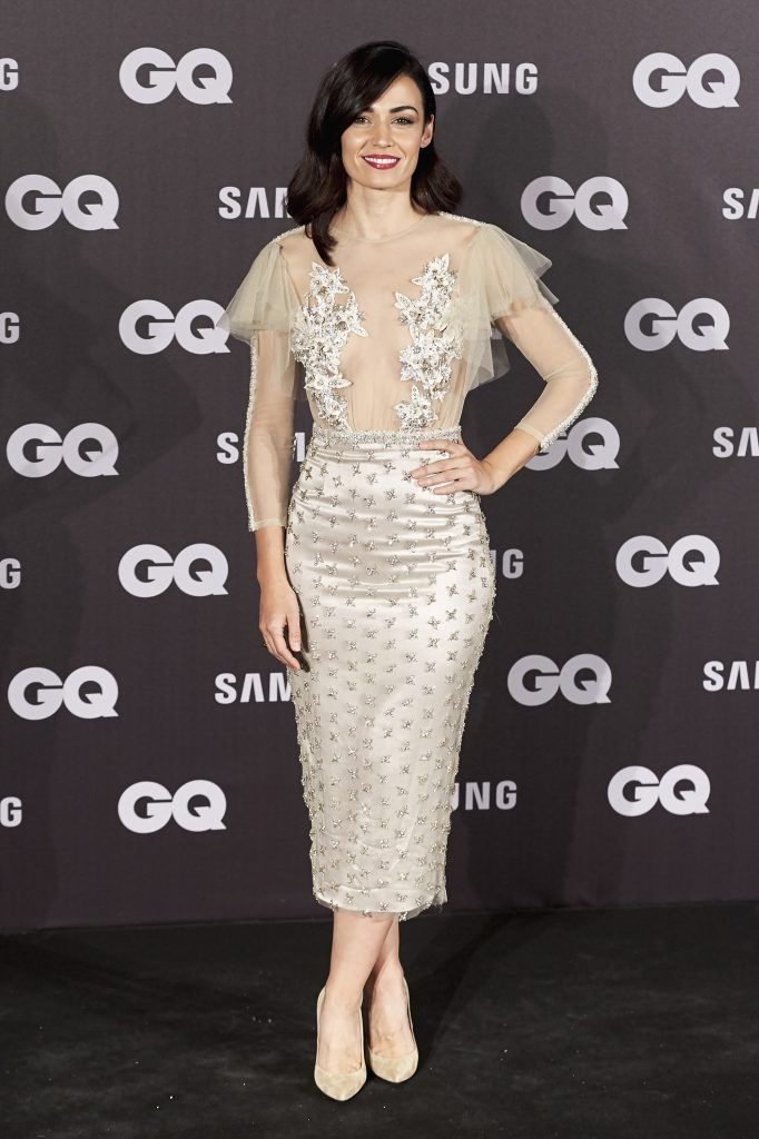 Actress Sara Rivero attends the 'GQ Men of the Year' awards 2017 at the Palace Hotel on November 16, 2017 in Madrid, Spain.  (Photo by Carlos Alvarez/Getty Images)