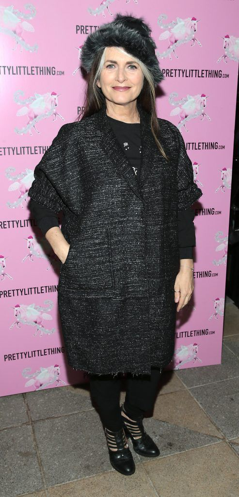 Cathy O Connor pictured at the PrettyLittleThing party at the Opium Rooms, Dublin. Photo: Brian McEvoy