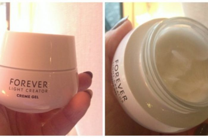 New Ysl Forever Light Creator Creme Gel Great For Pigmentation But Fabulous Freckles Beware Review Pics Beaut Ie
