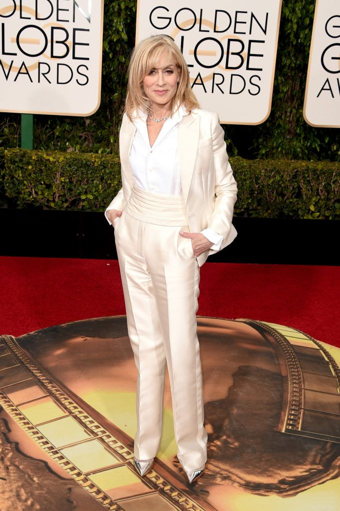 BEVERLY HILLS, CA - JANUARY 10:  Actress Judith Light attends the 73rd Annual Golden Globe Awards held at the Beverly Hilton Hotel on January 10, 2016 in Beverly Hills, California.  (Photo by Jason Merritt/Getty Images)