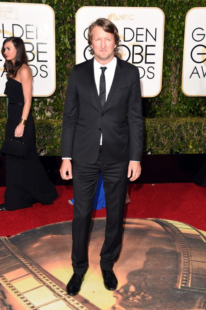 BEVERLY HILLS, CA - JANUARY 10:  Director Tom Hooper attends the 73rd Annual Golden Globe Awards held at the Beverly Hilton Hotel on January 10, 2016 in Beverly Hills, California.  (Photo by Jason Merritt/Getty Images)