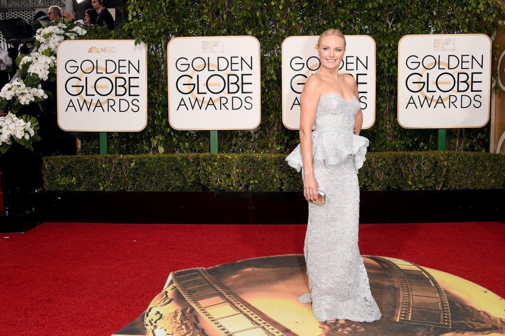 BEVERLY HILLS, CA - JANUARY 10:  Actress Malin Akerman attends the 73rd Annual Golden Globe Awards held at the Beverly Hilton Hotel on January 10, 2016 in Beverly Hills, California.  (Photo by Jason Merritt/Getty Images)