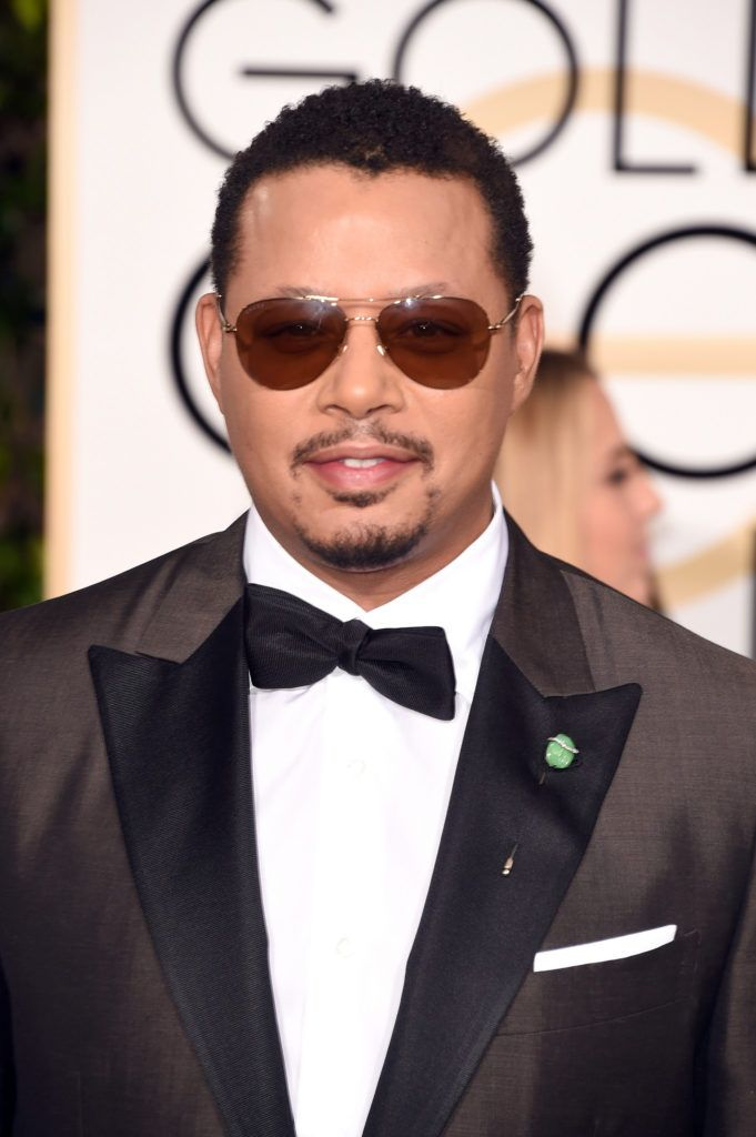 BEVERLY HILLS, CA - JANUARY 10:  Actor Terrence Howard attends the 73rd Annual Golden Globe Awards held at the Beverly Hilton Hotel on January 10, 2016 in Beverly Hills, California.  (Photo by Jason Merritt/Getty Images)