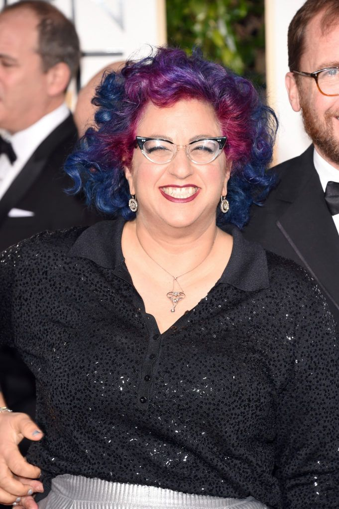 BEVERLY HILLS, CA - JANUARY 10:  Writer/producer Jenji Kohan attends the 73rd Annual Golden Globe Awards held at the Beverly Hilton Hotel on January 10, 2016 in Beverly Hills, California.  (Photo by Jason Merritt/Getty Images)