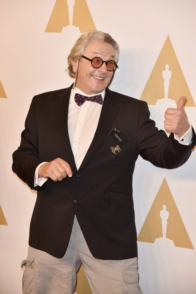 BEVERLY HILLS, CA - FEBRUARY 08:  Director George Miller attends the 88th Annual Academy Awards nominee luncheon on February 8, 2016 in Beverly Hills, California.  (Photo by Kevin Winter/Getty Images)