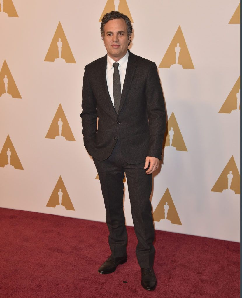BEVERLY HILLS, CA - FEBRUARY 08:  Actor Mark Ruffalo attends the 88th Annual Academy Awards nominee luncheon on February 8, 2016 in Beverly Hills, California.  (Photo by Kevin Winter/Getty Images)