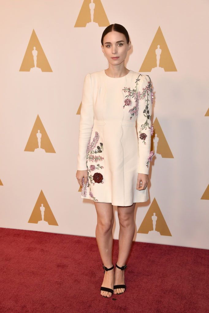 BEVERLY HILLS, CA - FEBRUARY 08:  Actress Rooney Mara attends the 88th Annual Academy Awards nominee luncheon on February 8, 2016 in Beverly Hills, California.  (Photo by Kevin Winter/Getty Images)