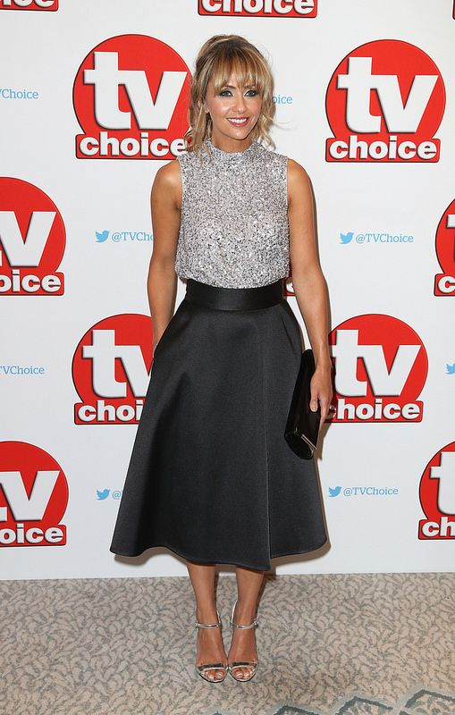 Samia Ghadie arrives for the TV Choice Awards at The Dorchester on September 5, 2016 in London, England. (Photo by Chris Jackson/Getty Images) next AdTech Ad