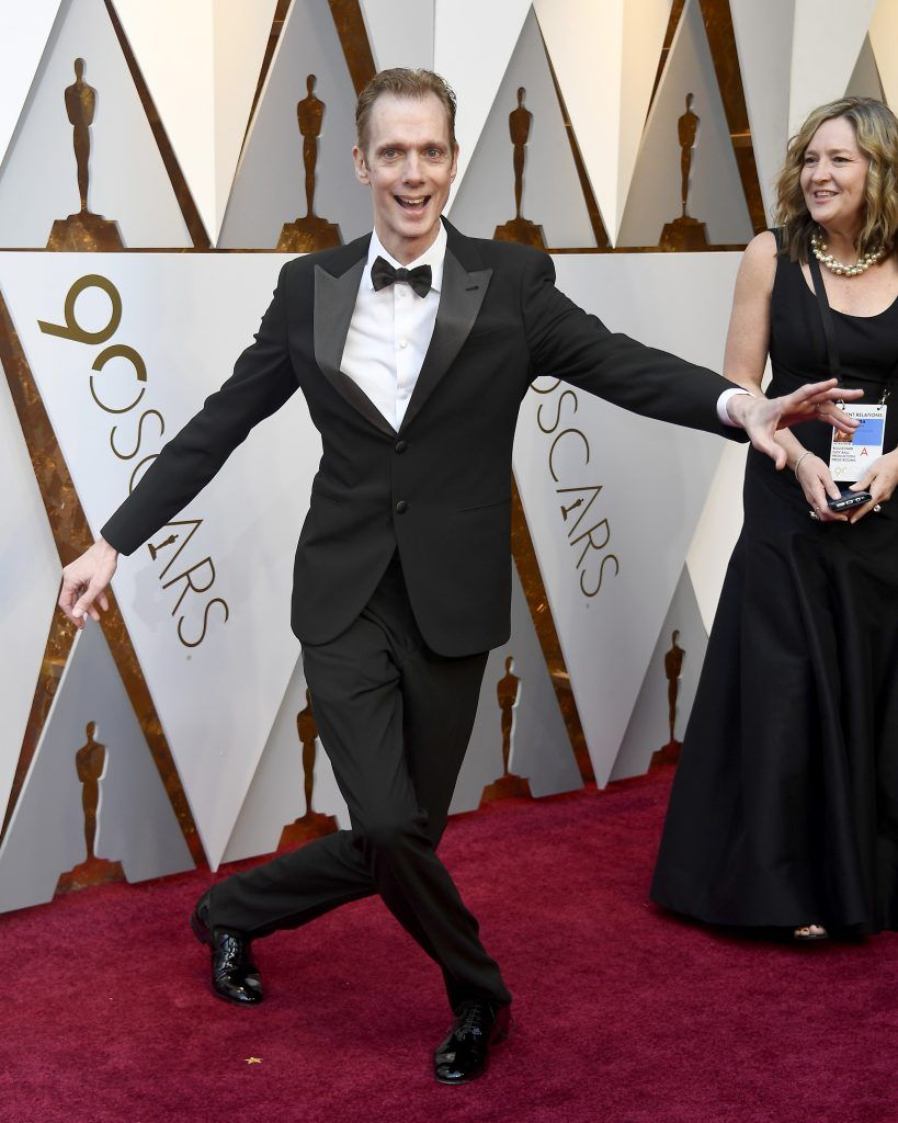 HOLLYWOOD, CA - MARCH 04:  Doug Jones attends the 90th Annual Academy Awards at Hollywood & Highland Center on March 4, 2018 in Hollywood, California.  (Photo by Frazer Harrison/Getty Images)