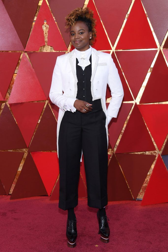 HOLLYWOOD, CA - MARCH 04:  Dee Rees attends the 90th Annual Academy Awards at Hollywood & Highland Center on March 4, 2018 in Hollywood, California.  (Photo by Kevork Djansezian/Getty Images)