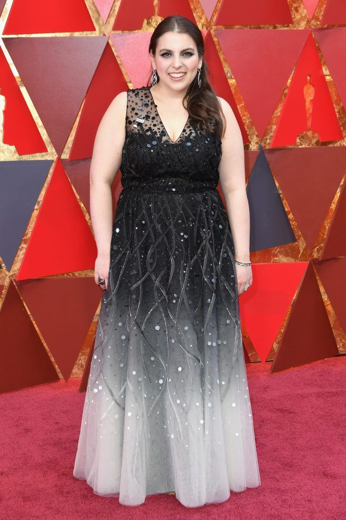 HOLLYWOOD, CA - MARCH 04:  Beanie Feldstein attends the 90th Annual Academy Awards at Hollywood & Highland Center on March 4, 2018 in Hollywood, California.  (Photo by Neilson Barnard/Getty Images)