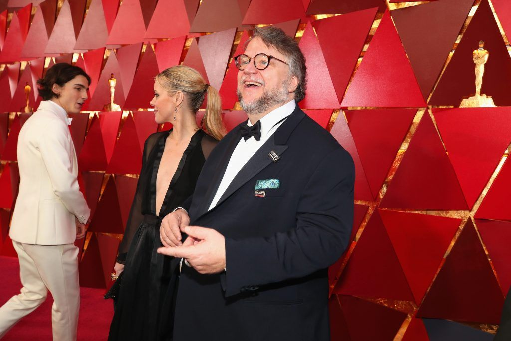 HOLLYWOOD, CA - MARCH 04: Guillermo del Toro attends the 90th Annual Academy Awards at Hollywood & Highland Center on March 4, 2018 in Hollywood, California.  (Photo by Christopher Polk/Getty Images)