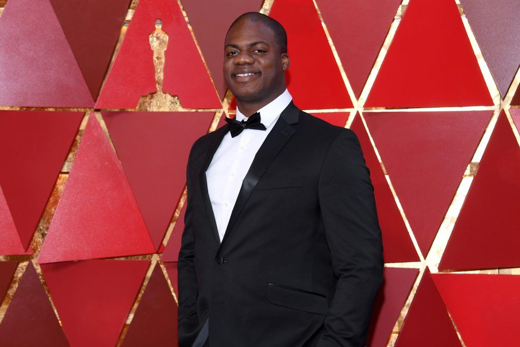 HOLLYWOOD, CA - MARCH 04:  Marcus Henderson attends the 90th Annual Academy Awards at Hollywood & Highland Center on March 4, 2018 in Hollywood, California.  (Photo by Kevork Djansezian/Getty Images)