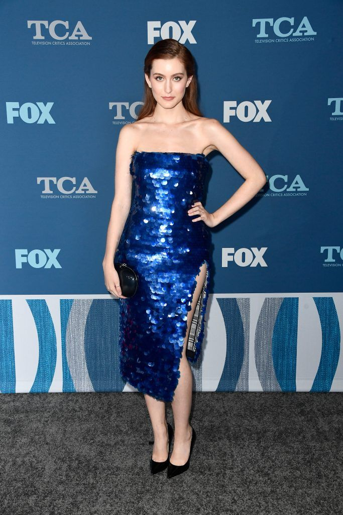 Olivia Macklin attends the FOX All-Star Party during the 2018 Winter TCA Tour at The Langham Huntington, Pasadena on January 4, 2018 in Pasadena, California.  (Photo by Frazer Harrison/Getty Images)