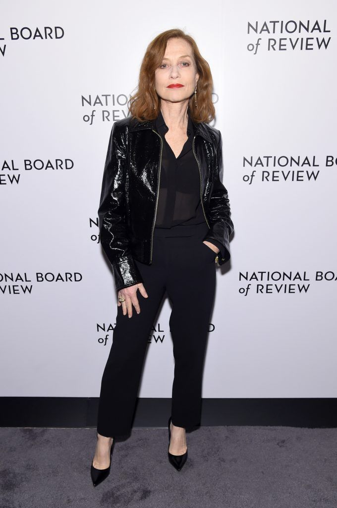 Actor Isabelle Hupper attends the National Board of Review Annual Awards Gala at Cipriani 42nd Street on January 9, 2018 in New York City.  (Photo by Jamie McCarthy/Getty Images for National Board of Review)