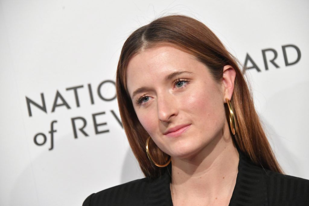 Actor Grace Gummer attends the 2018 The National Board Of Review Annual Awards Gala at Cipriani 42nd Street on January 9, 2018 in New York City.  (Photo by Mike Coppola/Getty Images)