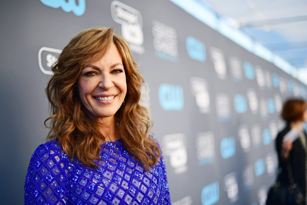 SANTA MONICA, CA - JANUARY 11:  Actor Allison Janney attends The 23rd Annual Critics' Choice Awards at Barker Hangar on January 11, 2018 in Santa Monica, California.  (Photo by Matt Winkelmeyer/Getty Images for The Critics' Choice Awards  )