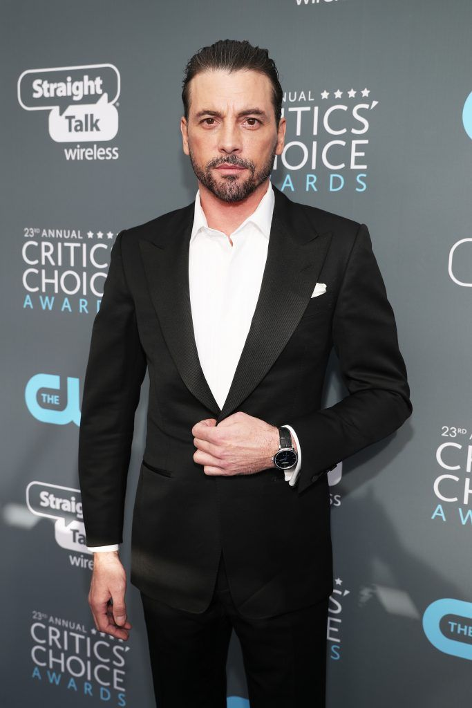 SANTA MONICA, CA - JANUARY 11:  Actor Skeet Ulrich attends The 23rd Annual Critics' Choice Awards at Barker Hangar on January 11, 2018 in Santa Monica, California.  (Photo by Christopher Polk/Getty Images for The Critics' Choice Awards  )