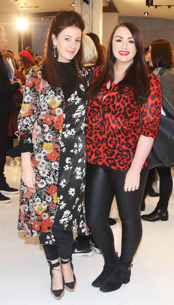 Guests celebrate Brown Thomas' S/S 18 Designer Collections