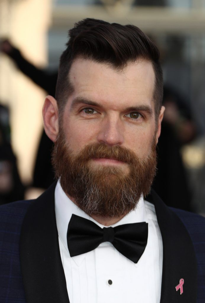 LOS ANGELES, CA - JANUARY 21:  Actor Timothy Simons attends the 24th Annual Screen Actors Guild Awards at The Shrine Auditorium on January 21, 2018 in Los Angeles, California. 27522_017  (Photo by Frederick M. Brown/Getty Images)