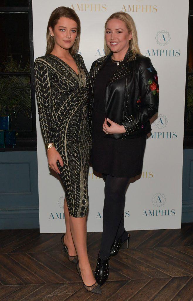Launch of luxury Irish beauty range Amphis