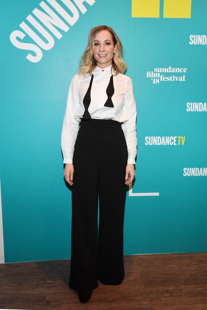 Actress Joanne Froggatt attends the 2018 Sundance Film Festival Official Kickoff Party Hosted By SundanceTV during the 2018 Sundance Film Festival at SundanceTV HQ on January 19, 2018 in Park City, Utah.  (Photo by Sonia Recchia/Getty Images)