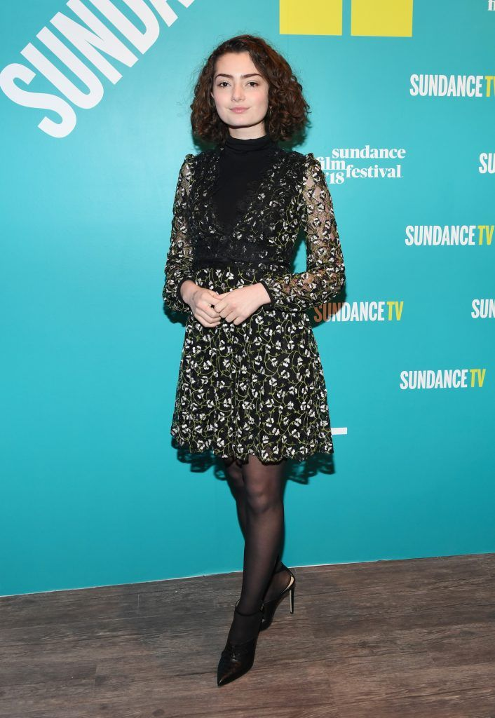 Actress Tugce Altug attends the 2018 Sundance Film Festival Official Kickoff Party Hosted By SundanceTV during the 2018 Sundance Film Festival at SundanceTV HQ on January 19, 2018 in Park City, Utah.  (Photo by Sonia Recchia/Getty Images)