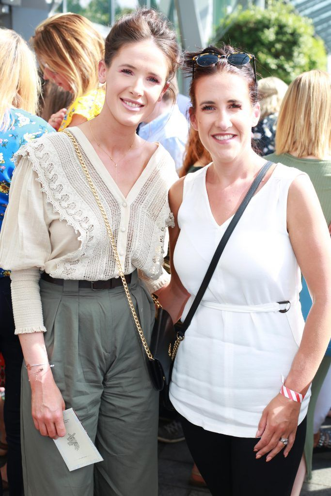 Brid Baly, Sinead Baly at the Gin and Tonic Fest 2018 launch at Urban Brewing (23rd June)