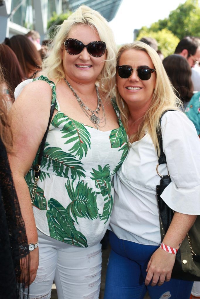 Kim Murray, Karen McCarthy at the Gin and Tonic Fest 2018 launch at Urban Brewing (23rd June)