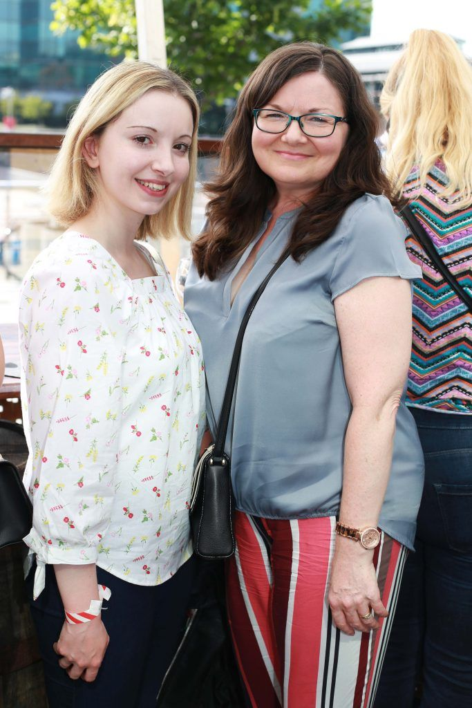 Martine Guyett, Averyl Quinn at the Gin and Tonic Fest 2018 launch at Urban Brewing (23rd June)