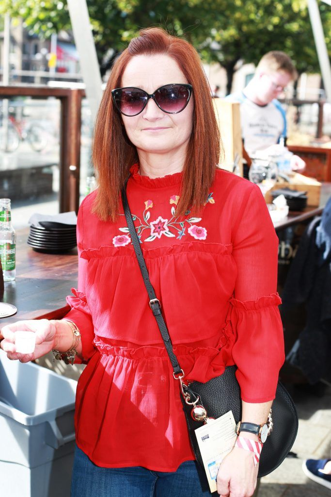 Sinead Clarke at the Gin and Tonic Fest 2018 launch at Urban Brewing (23rd June)