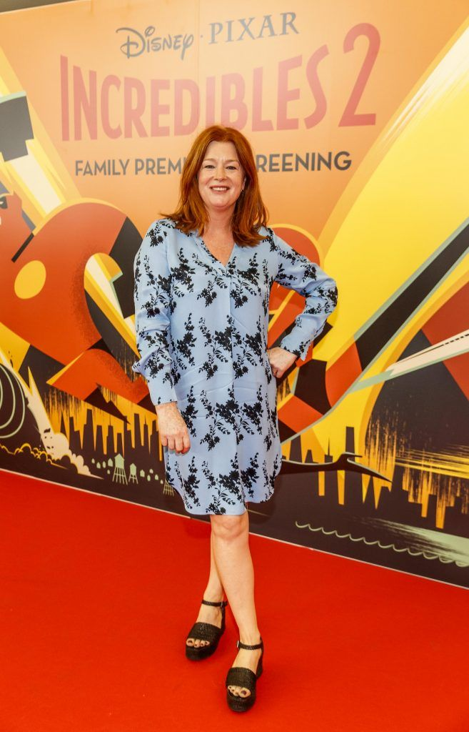 Grainne ni Chofaigh pictured at the special family preview screening of Incredibles 2 in ODEON Point Village. Picture Andres Poveda