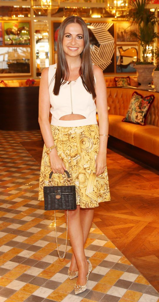 Emily O Donnell  pictured at The Ivy Dawson Street's VIP Preview Evening on Monday, 16 July. Photo: Leon Farrell