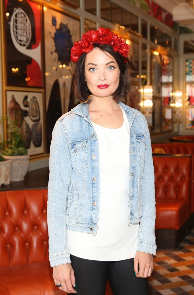 Martha Lynn pictured at The Ivy Dawson Street's VIP Preview Evening on Monday, 16 July. Photo: Leon Farrell