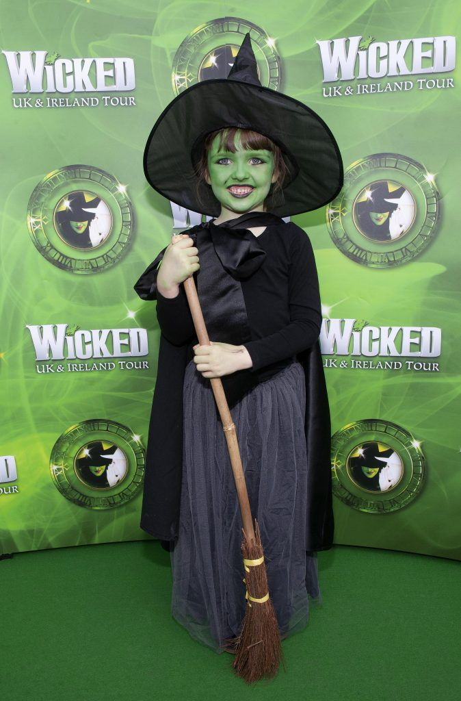 Penny Lynch pictured at the opening night of the  the opening night of the West End Musical Wicked at the Bord Gais Energy Theatre ,Dublin Picture: Brian McEvoy Photography