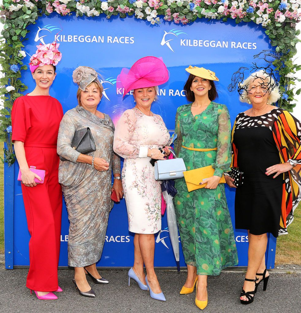 Kilbeggan Races Best Dressed Lady Competition