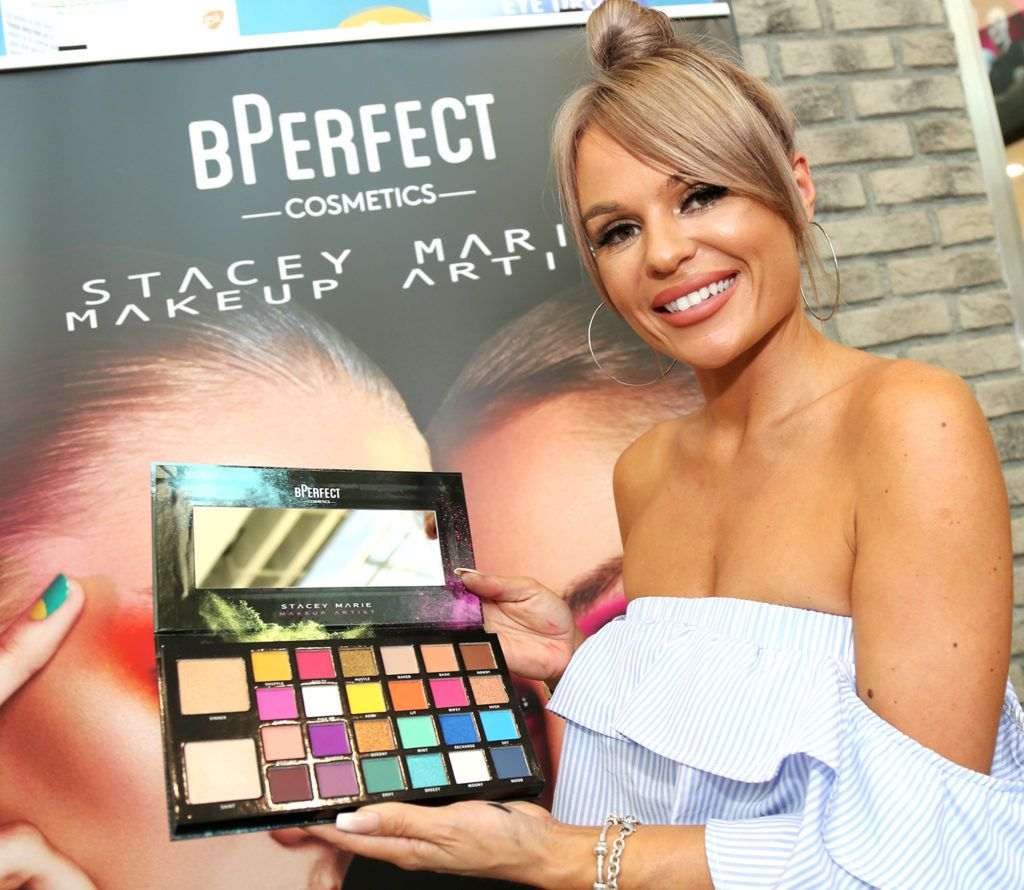 The BPerfect Stacey Marie Carnival Palette Launch