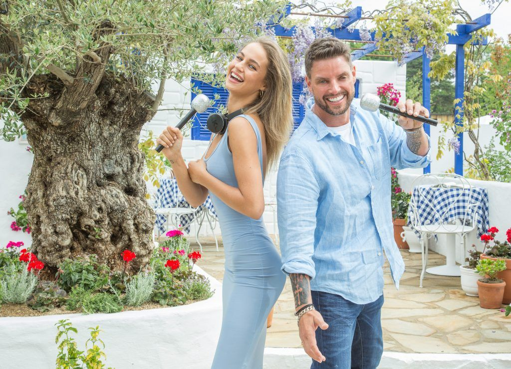 Keith Duffy and Thalia Heffernan are amongst the star-studded line up playing their favourite ABBA hits throughout Bloom Festival. Photo: Anthony Woods