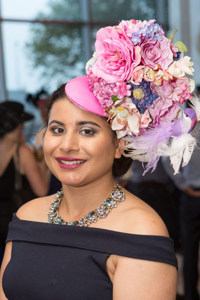 Michelle Barrett at the Ladies Day After Party in the g Hotel & Spa. Photo: Martina Regan