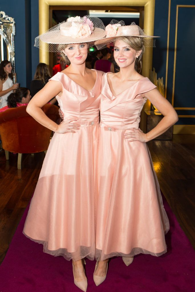 Dawn and Davinia Knight at the Ladies Day After Party in the g Hotel & Spa. Photo: Martina Regan