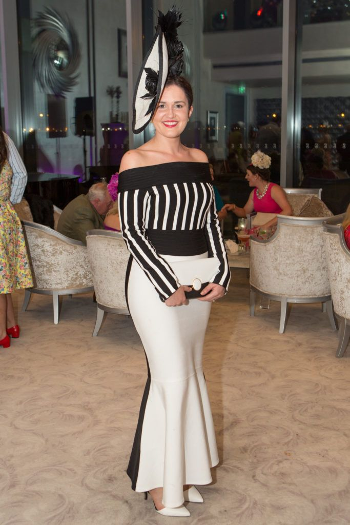 Suzanne Connell at the Ladies Day After Party in the g Hotel & Spa. Photo: Martina Regan