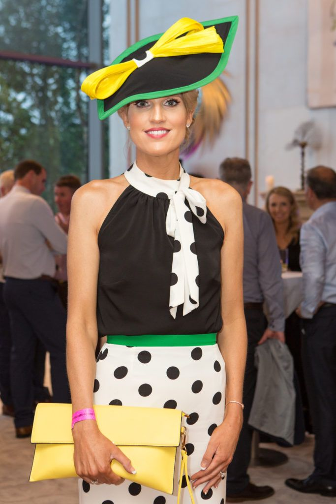 Fiona Morgan Coleman at the Ladies Day After Party in the g Hotel & Spa. Photo: Martina Regan