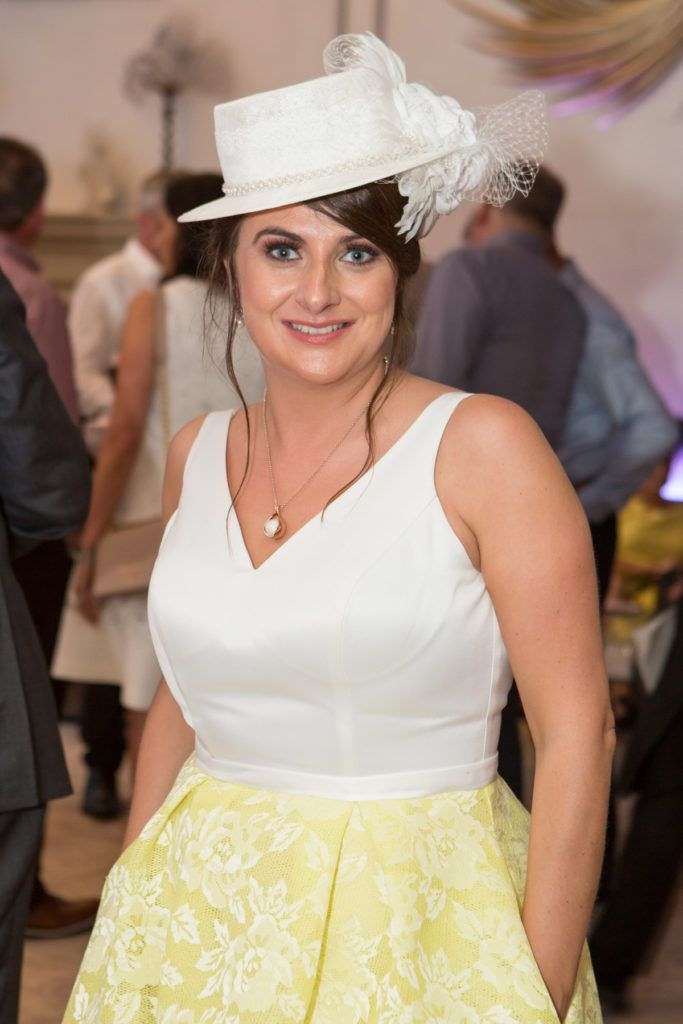 Julie O'Harte at the Ladies Day After Party in the g Hotel & Spa. Photo: Martina Regan