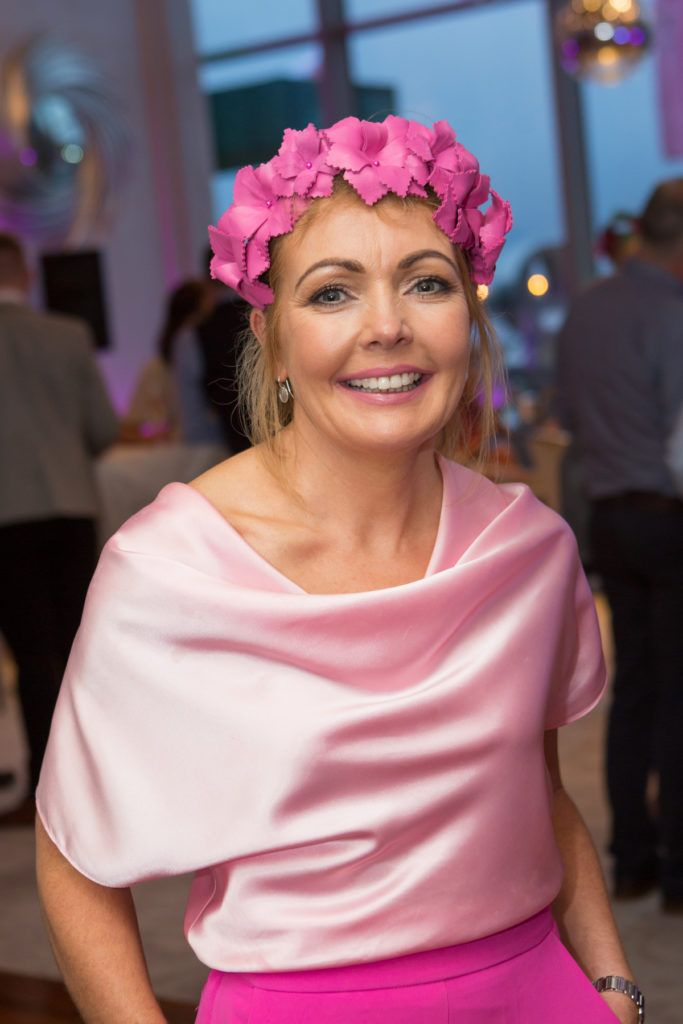 Maretta O'Shea at the Ladies Day After Party in the g Hotel & Spa. Photo: Martina Regan